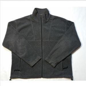 COLUMBIA Men Fleece Jacket Coat Full Zip Up 506E2